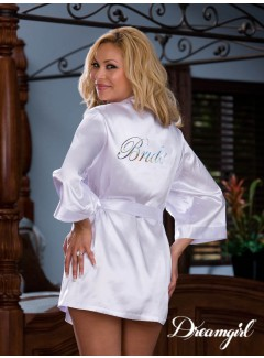 DG6278X - Robe Set ''Bride''  (White)