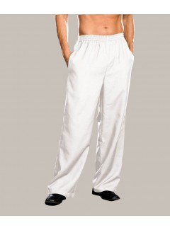 DG6379 - Men's Basic Pant (WHITE)
