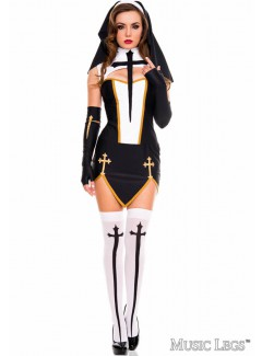 ML70259 - BAD HABIT NUN