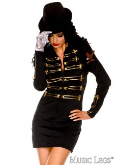 ML70299 - The Gloved One Victory Outfit