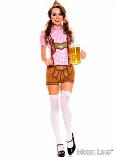 ML70542 - LEDERHOSEN BEER BABE