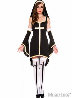 ML70569 - SINFULLY HOT NUN