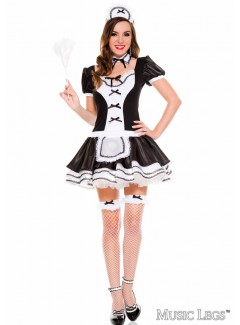 ML70570 - SWEET AND MAJESTIC FRENCH MAID