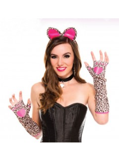 ML70575 - HOT PINK LEOPARD ACCESSORY KIT