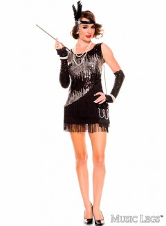 ML70595B - FEARLESS BLACK FLAPPER