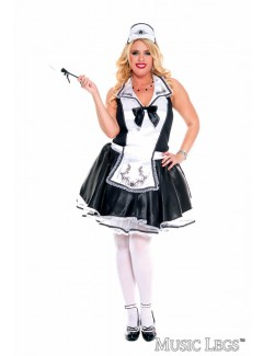 ML70633Q - ELEGANT FRENCH MAID