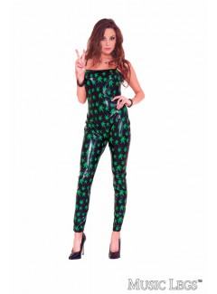 ML70674 - MARIJUANA JUMPSUIT