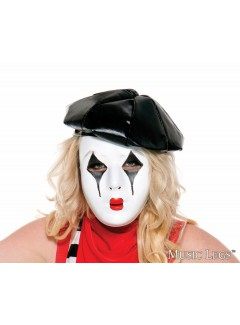 ML70691 - French mime mask