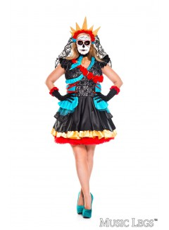 ML70755Q - Day Of The Dead Darling