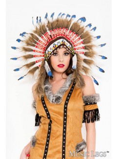 ML70798 - INDIAN FEATHER HEADDRESS