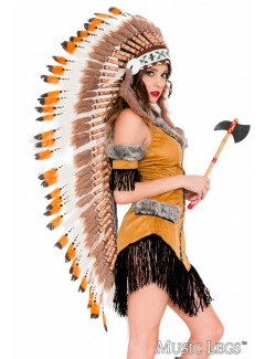 ML70801 - NATIVE AMERICAN TRIBE HEADDRESS
