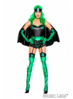 ML70814 - LEAFY SUPER WOMAN