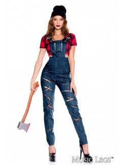 ML70931 - LADY LUMBERJACK
