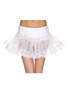 ML714 - Petticoat (WHITE)