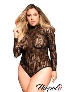 MA7302X - Long-Sleeved Teddy