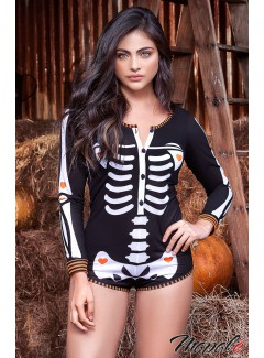 MA7326 - Skeleton Romper