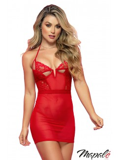 MA7356 - Fitted Babydoll