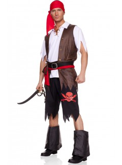 ML76008 - BUCCANEER MEN'S PIRATE