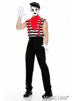 ML76632 - SILENT MIME