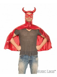 ML76638 - MEN'S DEVIL CAPE