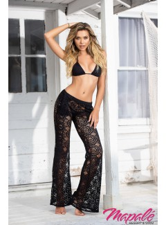 MA7892 - Beach Pants (BLACK)