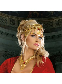 DG9516 - DRIPPING RUBIES HEADPIECE
