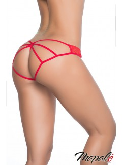 MA97 - Cage Panty (RED)