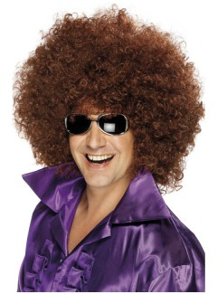 SM42036 – Mega Afro Wig (BROWN)
