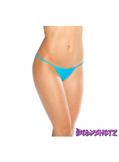 BS102 - THONG (TURQUOISE)