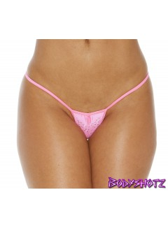 BS109 - THONG (NEON  PINK)