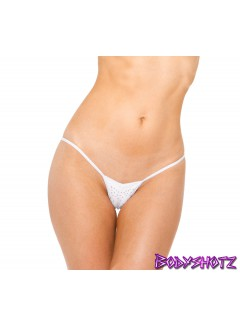 BS109 - THONG (WHITE)