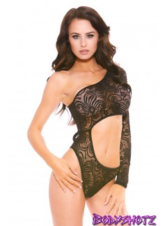 BS2005 - Asymmetric Teddy (BLACK)