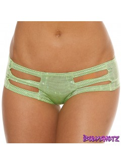 BS208S - PANTY (LIME)