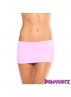 BS404 - SKIRT (BABY PINK)