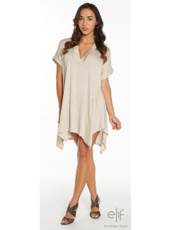 CR-17069 - Cover Up & Beach Dress