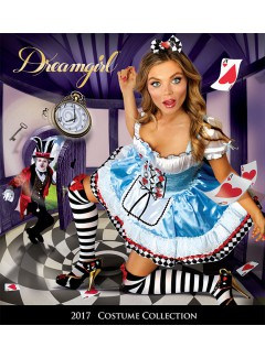 Dreamgirl 2017-2018 Costumes