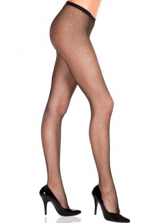 ML90014 - Pantyhose (BLACK/SILVER)