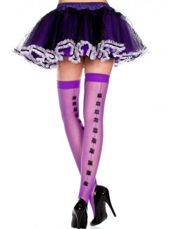 ML4911 - Thigh Hi (Purple/Black)