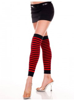ML4249 - Thigh Hi (BLACK/RED)
