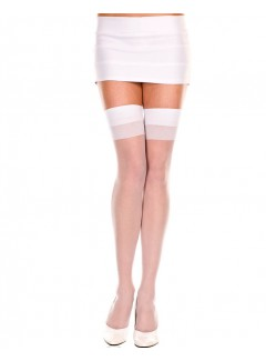 ML4101Q - Thigh Hi (WHITE)