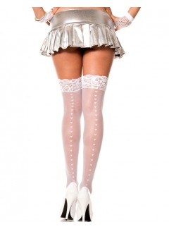 ML4239 -Thigh Hi (WHITE)