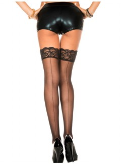ML4150 - Thigh Hi (BLACK)
