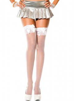ML4125 - Thigh Hi (WHITE)