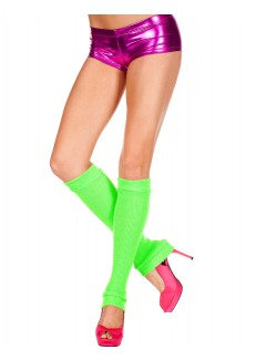 ML5724 - Knee Hi & Over The Knee (NEON GREEN)