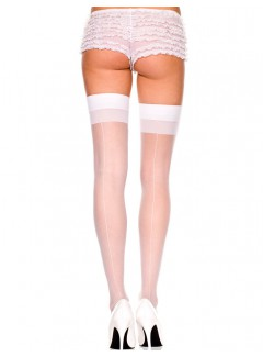 ML4102 - Thigh Hi (White)