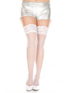 ML4110Q - Thigh Hi (WHITE)