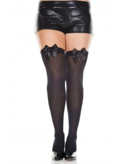 ML4742Q - Thigh Hi (BLACK)
