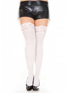 ML4747Q - Thigh Hi (WHITE)