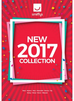 Smiffy's NEW for 2017 Catalogue