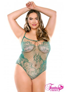 FAV770X - Embroidered Teddy